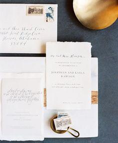 Script Merchant, Kaela Rawson, Ginny Au, Lauren Kinsey Photography wedding inspiration wedding stationery