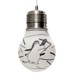 Moomin lamp