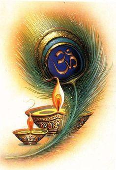 Krishna symbols