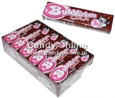 Bubblicious Cola 18 Stuks-Online snoepwinkel