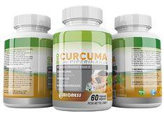 BioCurcuma con PiperinaPlus::perdere peso naturalmente