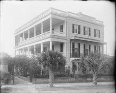 21 East Battery , Edmonston-Alston House -- Charleston, SC