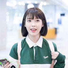 Korean Girl, Asian Girl, Natural Hair Styles, Short Hair Styles, G Friend, Park Chaeyoung, Little Sisters, Kpop Girls, Wigs