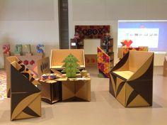 Qbox, un mondo creativo in una scatola di design