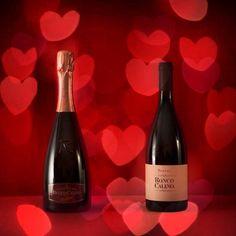 """Per San Valentino brindate con Ronco Calino!"""" #sanvalentino #valentinesday #valentine #heart"""