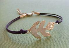 $19 Leaf Bracelet