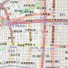 Self-guided walk and walking tour in Osaka: Osaka Religious Places Walk, Osaka, Japan, Self -guided Walking Tour (Sightseeing)