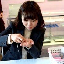 真珠アクセサリー作り体験 http://isesima.info/pearl-miki/accessories/