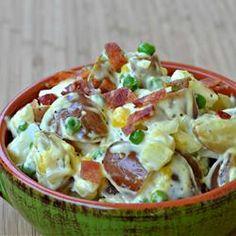 Bacon and Eggs Potato Salad Allrecipes.com