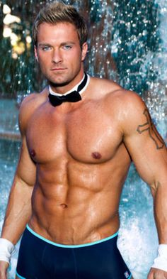 Not only is Billy seriously hot, he was once a Cosmo bachelor from Idaho!   Eyeball Him At...Chippendales   - Cosmopolitan.com