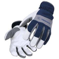 Revco Black Stallion BS50 Premium Split Cowhide Stick//MIG Welding Gloves XL