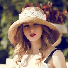 http://www.buyhathats.com/lace-bow-straw-hat-wide-brim-women-uv-package.html