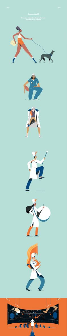 """Check out this @Behance project: """"Summa Health"""" https://www.behance.net/gallery/53128635/Summa-Health"""