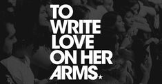 These are the things I've learned about trauma: | Official Tumblr of To Write Love on Her Arms.