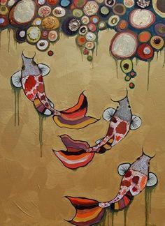 Oriental Eli Halpin Painting