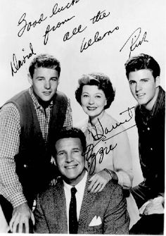 TV Shows --  The Honeymooners ,  Lassie,  Father Knows Best, The Adventures of Ozzie and Harriet, I Love Lucy, Edward R. Murrow, Disneyland  and The Ed Sullivan Show--don't forget the daytime soups--from radio to TV!