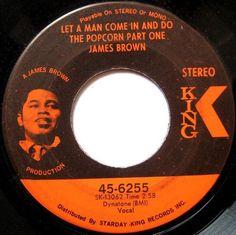 "James Brown 7"" *"