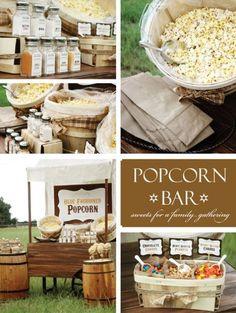 Wedding Snack Bar « David Tutera Wedding Blog • It's a Bride's Life • Real Brides Blogging til I do!