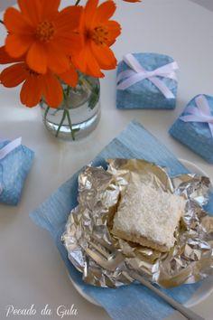 receita de bolo gelado embrulhado, receita de bolo gelado embrulhado recheado, receita de bolo embrulhado no alumínio, como fazer bolo gelado embrulhado
