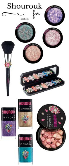 Shourouk for Sephora Collection