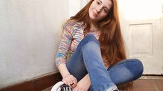 #clothes #sweater #autumn #fall #freckles #freckled #redhead #redhair #ginger #jeans #converse #converseallstar #newchic #review #blog #blogger #fall #otoño #jumper