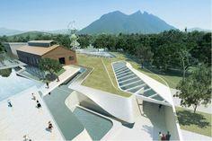 El inmueble para el museo 'ecológico' en Monterrey comenzará a constuirse en el 2010 y se abrirá el próximo año; el proyecto requerirá una gasto de 22 mdd invertido principalmente por compañias regiomontanas.