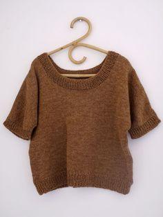 Pickles's Dressy sweater by La poule (short version)
