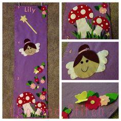 Like the mushroom fairy idea, incorporate with tree idea