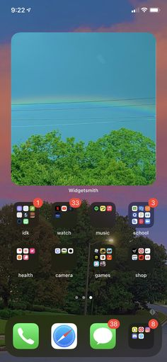Iphone Layout, Music School, Phone Organization, Homescreen, Phones, Ios, Thailand, Wallpaper, Random