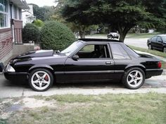 i'm getting a craving for fox bodies lately! lets see what ya got! Any fox, clean or not. (i like clean lol) lets see em! Notchback Mustang, Fox Body Mustang, Welding Rigs, Car Man Cave, Mustang Cars, Jdm Cars, Mustangs, Car Garage, Ponies