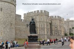 Windsor Castle Windsor England.  To see more pictures of Windsor Castle, please visit our Windsor Castle Board.