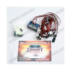 Используйте G.T. POWER Smart LED System систему освещения для ваших автомобилей RC.