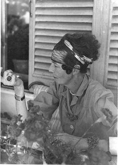 Nancy Cunard, vintage style icon