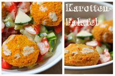 Karotten-Fatalafel