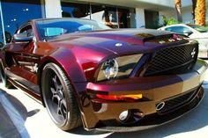 Carros Tunados e Antigos: Ford Mustang GT 500