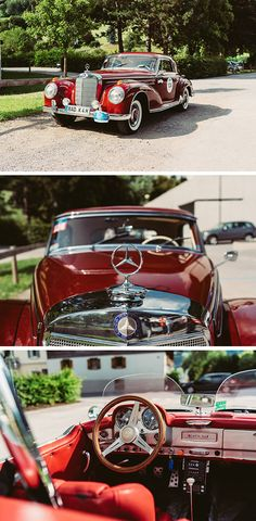 Dream cars on dream roads. Once again, this year's Silvretta Classic rally…