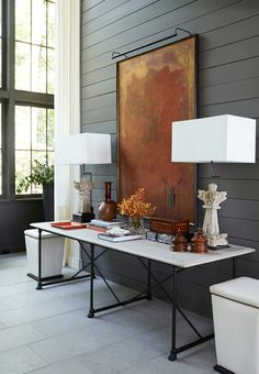 Just as there is a time and place for an abundance of color, sometimes perfection is found in a more pared-down palette.