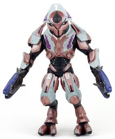 Halo Reach series 1 Covenant ELITE ULTRA Action Figure from 2pack McFarlane Toys #McFarlaneToys