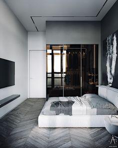Modern Luxury Bedroom, Luxury Bedroom Design, Room Design Bedroom, Modern Bedroom Decor, Luxurious Bedrooms, Home Bedroom, Master Bedroom, Showroom Interior Design, Hotel Room Design