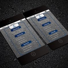 #iPhone6 #BusinessCards from @inkgility