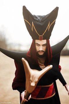 Jafar (Aladdin) Cosplayer: Roland's Forge Photography: Photosnxs