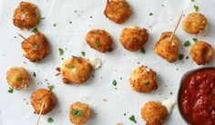 The Best Appetizer Recipes - 70 of them, from savory to sweet to everything in between