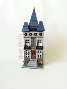 #architecture #design #house #maison #villa #lego #creation