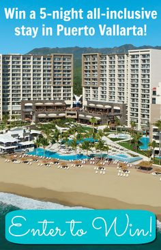 Enter to WIN a 5-night all-inclusive stay at Now Amber Puerto Vallarta, courtesy of All Inclusive Outlet. ENTER NOW: http://offers.allinclusiveoutlet.com/now-amber-puerto-vallarta-sweepstakes/
