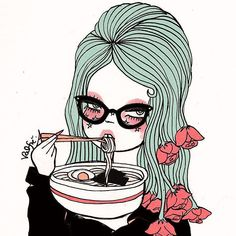 Udon Know Me 18x24 Print  Valfre.com | #valfre