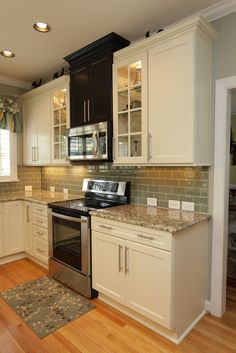 Envision Built: Kitchen Renovation in Raleigh