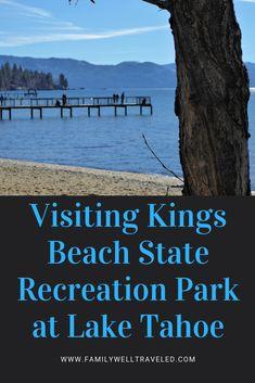 Kings Beach Lake Tahoe, Nevada Mountains, California Travel, Tahoe California, Alpine Lake, Us National Parks, Winter Travel, Travel Usa, Travel Tips