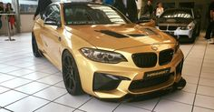 If Its Power You're After Check Out Manhart's 630 PS BMW M2 #BMW #BMW_2_Series