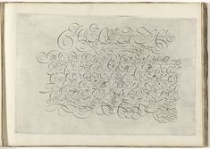 Schrijfvoorbeeld: A mons. C. Offermans (...), Simon Frisius, 1608 Ornament, Typography, Calligraphy, Rugs, Canvas, Prints, Poster, Home Decor, Latin Dance