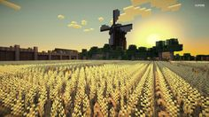 Iphone Minecraft Wallpapers